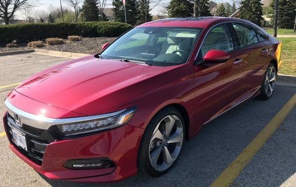 Showcase cover image for Accord 2.0t Touring